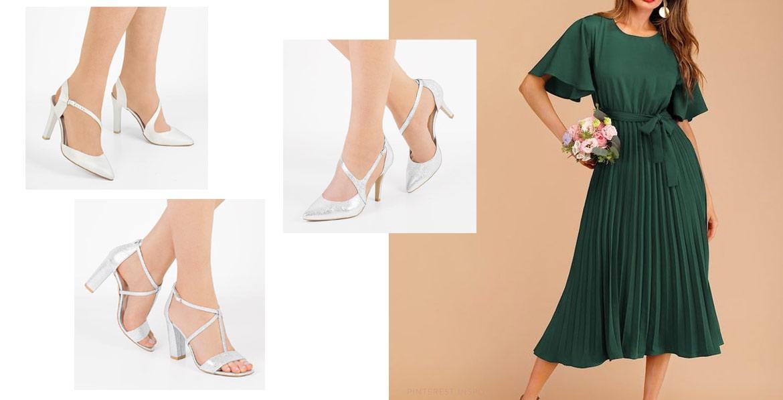 Jakie Buty Do Zielonej Sukienki Blog Brilu Pl
