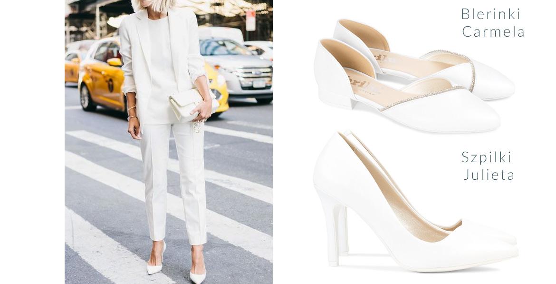 Modowe Dylematy Jakie Buty Do Bialych Spodni Pasuja Najbardziej Blog Brilu Pl