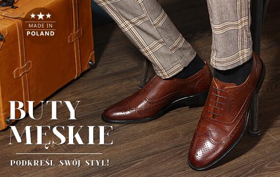 82609463 Buty męskie, wysokiej jakości obuwie dla mężczyzn - brilu.pl
