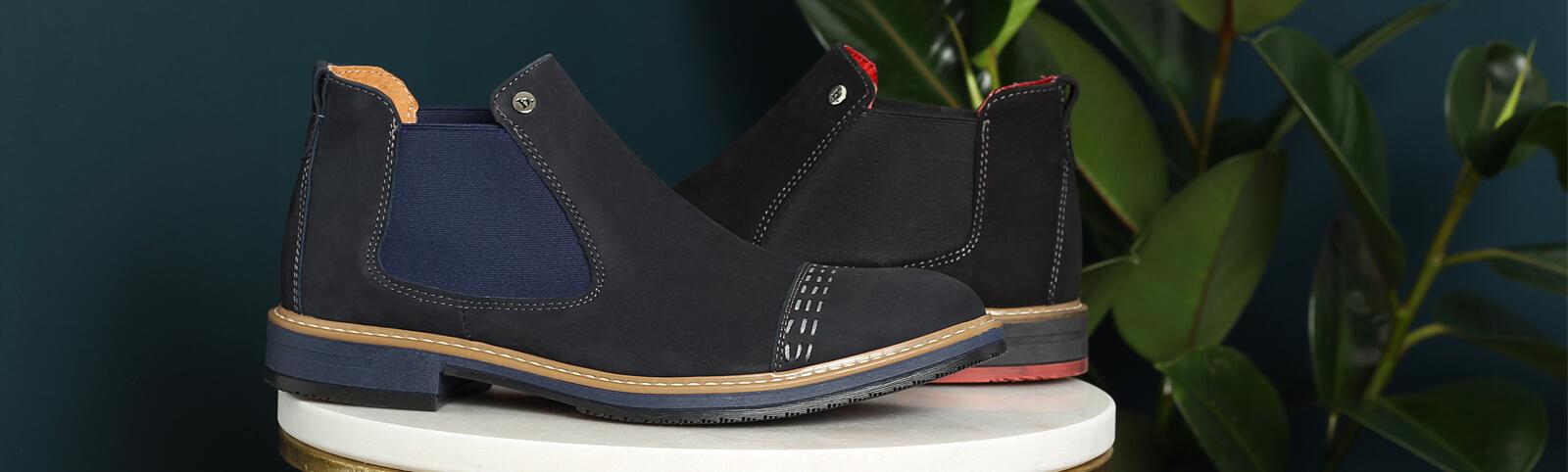 a360e6cd Jakie męskie trzewiki wybrać? 3 kategorie męskiego obuwia na jesień i zimę.