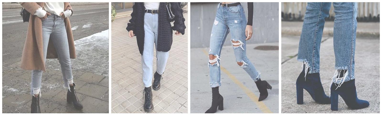 Dobieramy Buty Do Jeansow W Roznych Fasonach Blog Brilu Pl