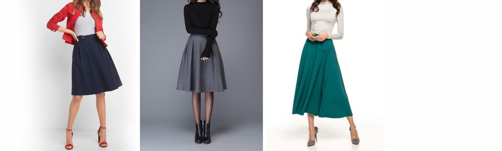 Spódnice, które zamaskują niedoskonałości. Ukryjesz uda i