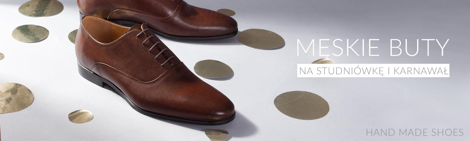 buty karnawałow męskie