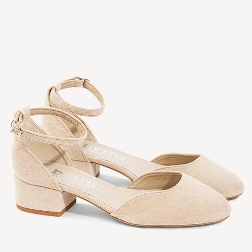 aabbeb2c50ca5 Mały klasyczny kuferek z ozdobnymi bokami Eliza biały