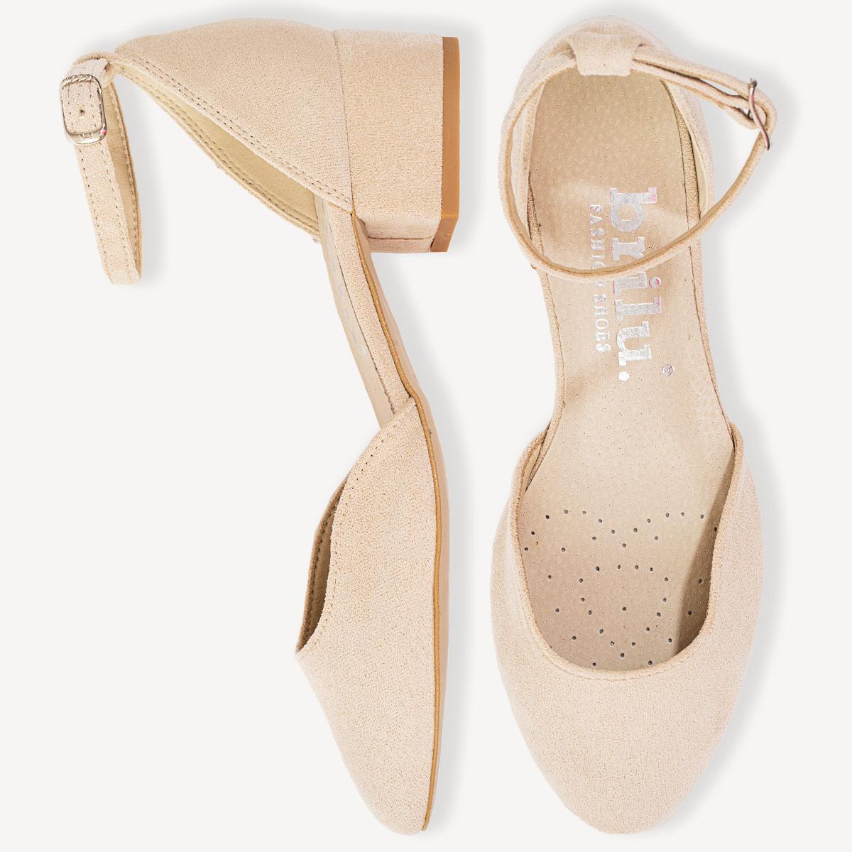 03ae896dfe6ba7 Mały klasyczny kuferek z ozdobnymi bokami Eliza biały